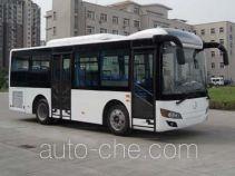 常隆牌YS6750G型城市客车