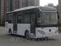 常隆牌YS6750NG型城市客车