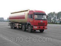 冰花牌YSL5312GSNP21K2L2T4E型粉粒物料运输车