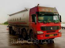 冰花牌YSL5317GSNM4661V型粉粒物料运输车