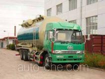 冰花牌YSL5370GSNP5K2L11T6型粉粒物料运输车