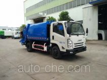 Sanlian YSY5080ZYS garbage compactor truck