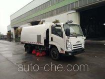 Sanlian YSY5082TSL street sweeper truck