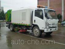 Sanlian YSY5100TSL street sweeper truck