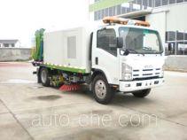 Sanlian YSY5100TXSE4 street sweeper truck