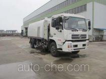 Sanlian YSY5162TSLNG street sweeper truck