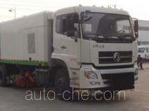 Sanlian YSY5250TXSE4 street sweeper truck