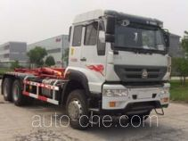 Sanlian YSY5254ZXX detachable body garbage truck