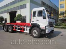 Sanlian YSY5256ZXX detachable body garbage truck