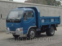 英田牌YT1705D1型自卸低速货车