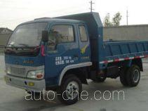 英田牌YT4010PD1型自卸低速货车