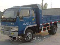 英田牌YT5815PD1型自卸低速货车