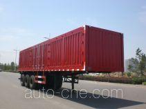 Yugong YT9401XXY box body van trailer