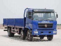 Jinbei YTA1251DTJG3 cargo truck