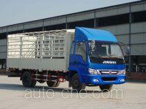 Jinbei YTA5161CCYGTLG3 stake truck
