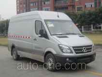 Shuchi YTK5040XXYEV electric cargo van