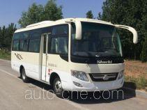 舒驰牌YTK6660D5型客车