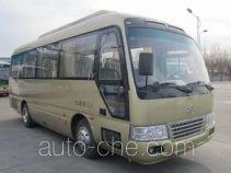 舒驰牌YTK6730EV型纯电动客车