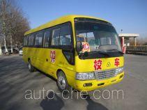 Shuchi YTK6760X primary school bus