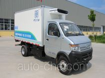 Zhongyuan Lenggu YTL5030XLC refrigerated truck