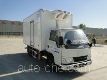 Zhongyuan Lenggu YTL5040XLC refrigerated truck