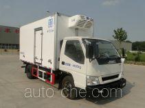 Zhongyuan Lenggu YTL5041XLC refrigerated truck