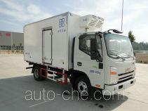 Zhongyuan Lenggu YTL5042XLC refrigerated truck