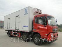 中原冷谷牌YTL5250XLC型冷藏车