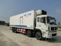 Zhongyuan Lenggu YTL5310XLC refrigerated truck
