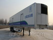 Zhongyuan Lenggu refrigerated trailer