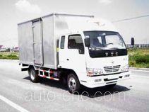 Yingtian YTP5041XXY box van truck