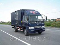 Yingtian YTP5050XXY box van truck