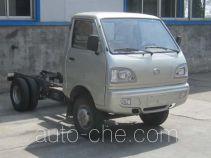 黑豹牌YTQ1023D20FV型轻型载货汽车底盘