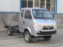 黑豹牌YTQ1035P20GV型轻型载货汽车底盘