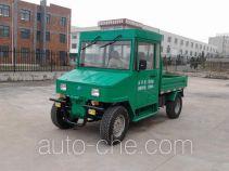 燕台牌YTQ4010CD型自卸低速货车