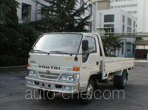燕台牌YTQ4010D型自卸低速货车