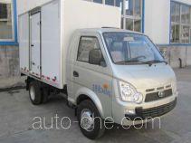 黑豹牌YTQ5020XXYD10TV型厢式运输车
