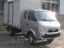 黑豹牌YTQ5020XXYP10TV型厢式运输车