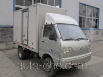 黑豹牌YTQ5023XXYDF2TV型厢式运输车