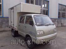 黑豹牌YTQ5023XXYWF1TV型厢式运输车