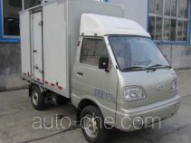 黑豹牌YTQ5025XXYDB3TV型厢式运输车