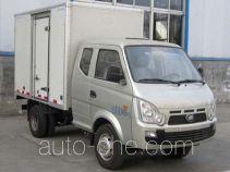 黑豹牌YTQ5025XXYP10FV型厢式运输车