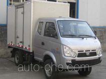 黑豹牌YTQ5025XXYP40GV型厢式运输车