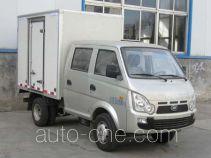 黑豹牌YTQ5025XXYW10TV型厢式运输车