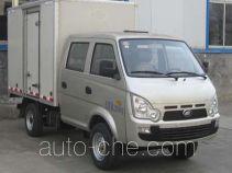 黑豹牌YTQ5025XXYW40GV型厢式运输车