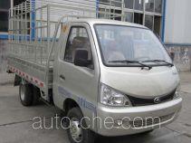 燕台牌YTQ5026CCYD20FV型仓栅式运输车