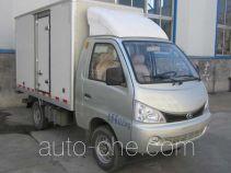 黑豹牌YTQ5026XXYD10GV型厢式运输车