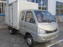 黑豹牌YTQ5026XXYP10FV型厢式运输车