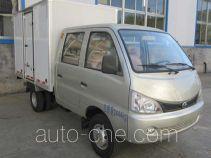 黑豹牌YTQ5026XXYW10FV型厢式运输车