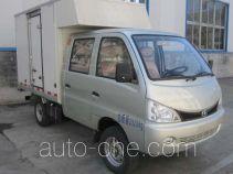 黑豹牌YTQ5026XXYW10GV型厢式运输车
